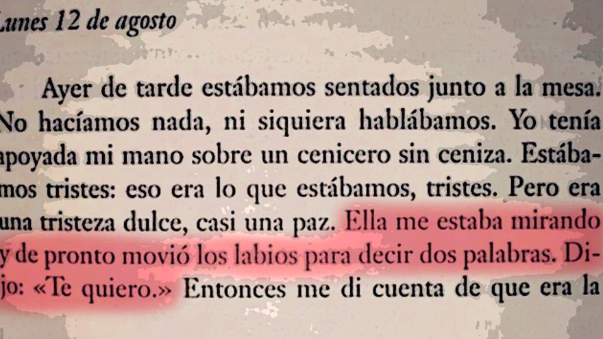 Fragmento de 'La tregua', de Mario Benedetti