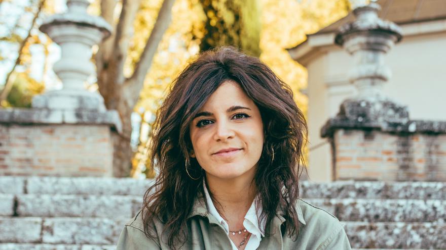 La escritora Ana Iris Simón.