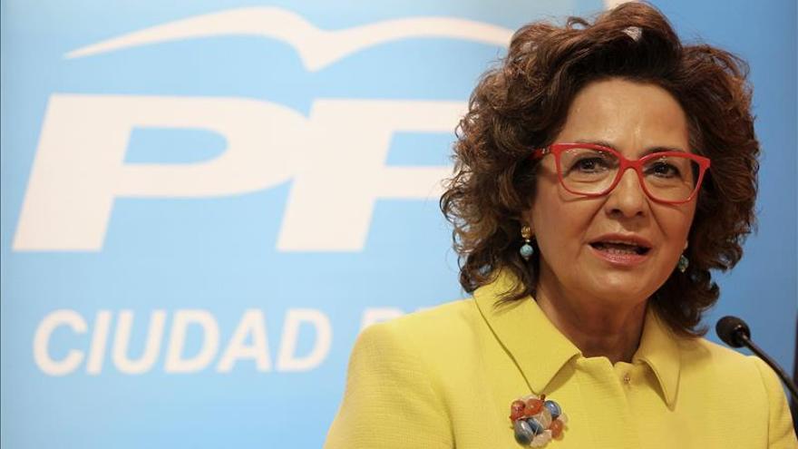 """PP de CLM expresa su apoyo a Cospedal y ve a Rajoy como """"el mejor candidato"""""""
