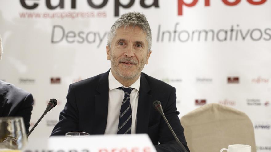 Marlaska desvela que Pedro Sánchez le pidió ser candidato a la alcaldía de Madrid antes de la moción de censura