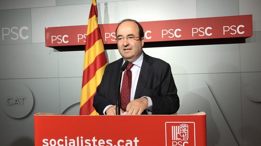 El PSC enmienda las cuentas para que la partida del referéndum sea para Renta Garantizada