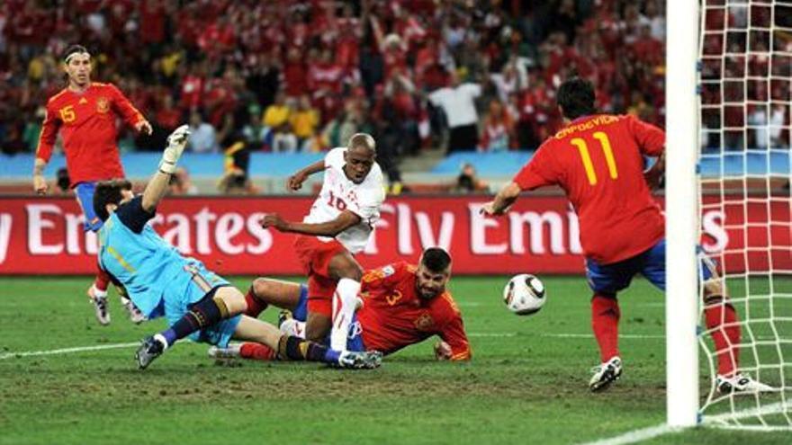 De la derrota de España ante Suiza #7