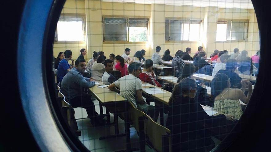 Casi 480 estudiantes se presentan a partir de mañana a las pruebas de acceso a la Universidad en Cantabria