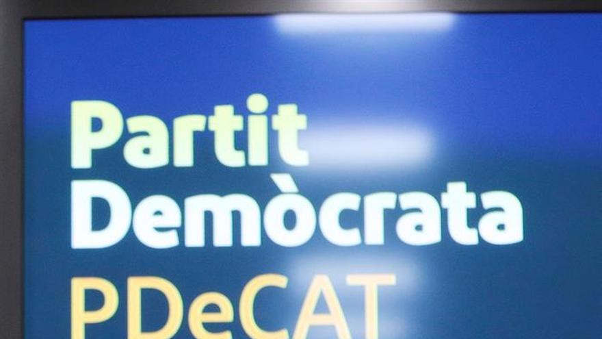 El PDeCAT registra Junts per Catalunya como partido político