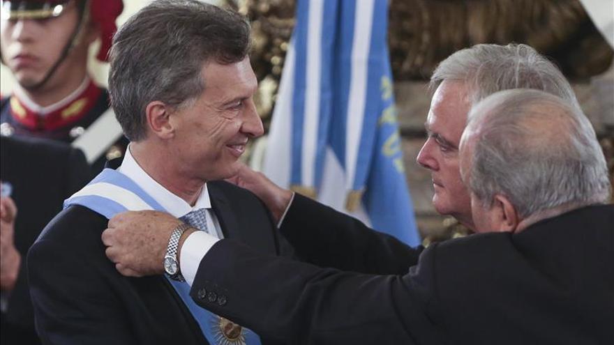 Macri designa dos jueces provisionales para cubrir vacantes en el Supremo