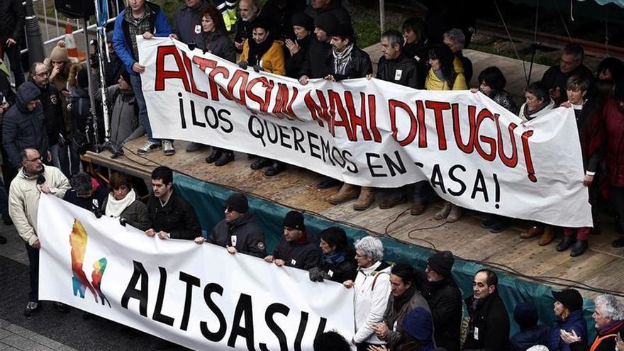La Audiencia Nacional deja en libertad a 4 detenidos por la agresión de Alsasua