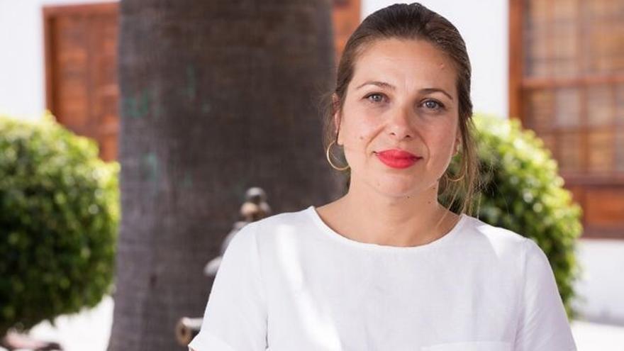 Inmaculada Fernández Pérez, concejala de Participación Ciudadana del Ayuntamiento de Los Llanos de Aridane.