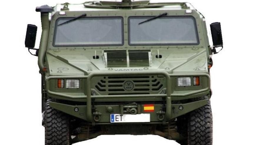 El decreto de la paga de funcionarios incluye un crédito de 20 millones para comprar 92 vehículos militares