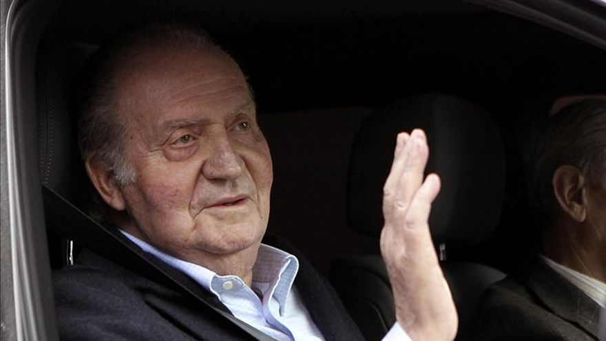 """El Rey de España desea """"paz y prosperidad al pueblo hermano de Argentina"""""""