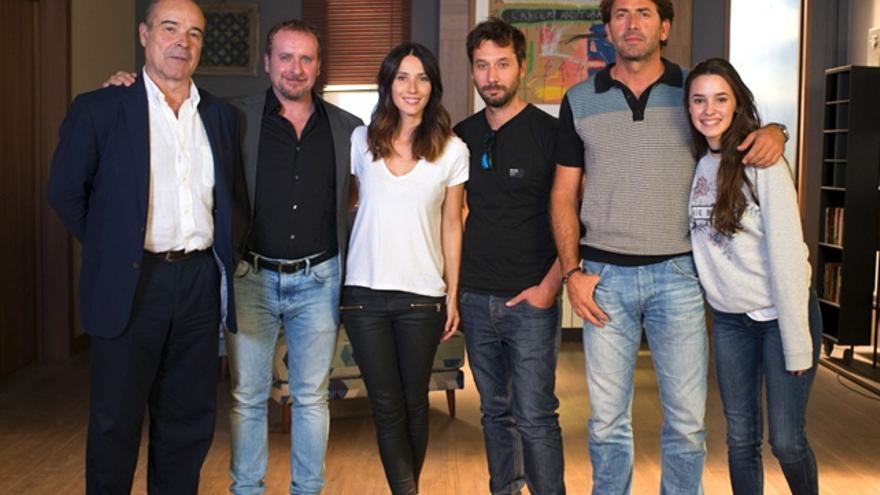 TVE inicia el rodaje de 'iFamily', con Resines y este reparto