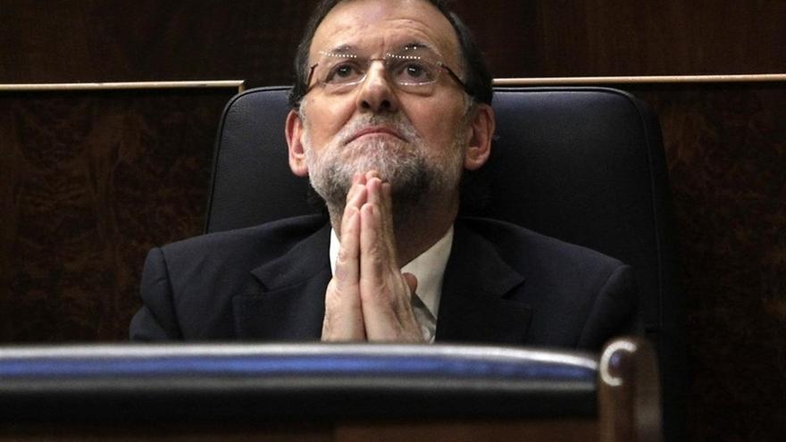 """Rajoy piensa """"perseverar"""" para convencer al PSOE de que es """"aliado potencial"""" del PP y formar gobierno"""