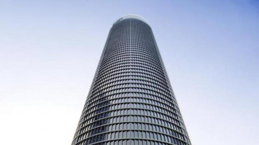 El hotel Eurostars Madrid Tower, gestionado por Hotusa