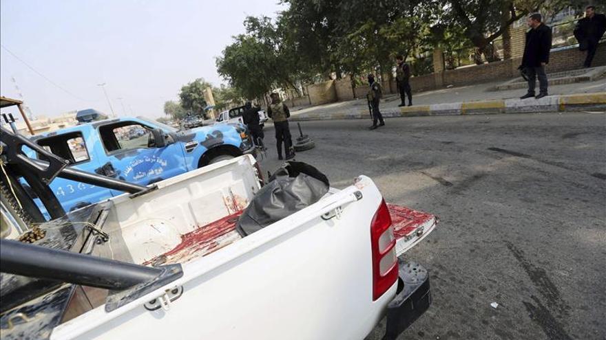 El EI ejecuta a más de 40 personas y quema sus cadáveres en el oeste de Irak