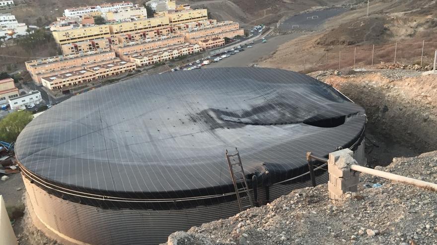 El Ayuntamiento de Mogán recorta el suministro de agua por cuarta vez en menos de dos meses