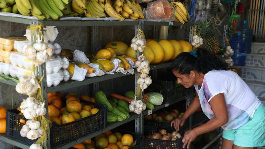 El FMI mantiene en el 1,9 por ciento el crecimiento estimado en Latinoamérica para 2018