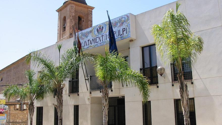 Ayuntamiento de Pulpí.