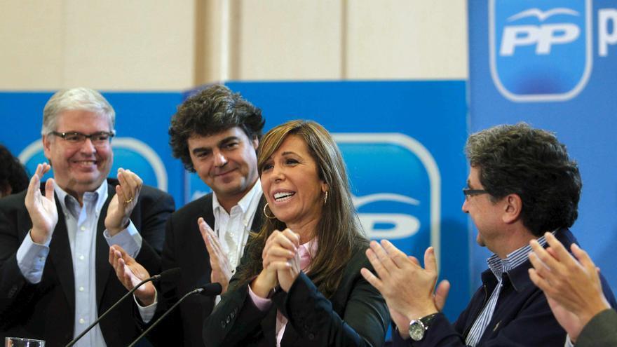 Sánchez-Camacho afirma que la separación de España sólo traería más crisis y más paro