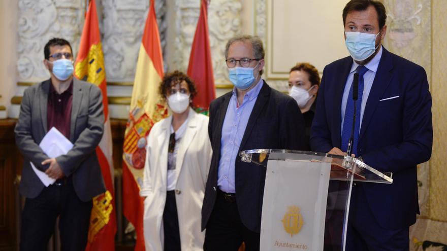 """El alcalde de Valladolid denuncia """"abuso de poder"""" en las medidas de la Junta"""