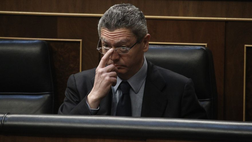 "Gallardón afirma que él PP aún está ""en plazo"" para  designar candidato a las Europeas"