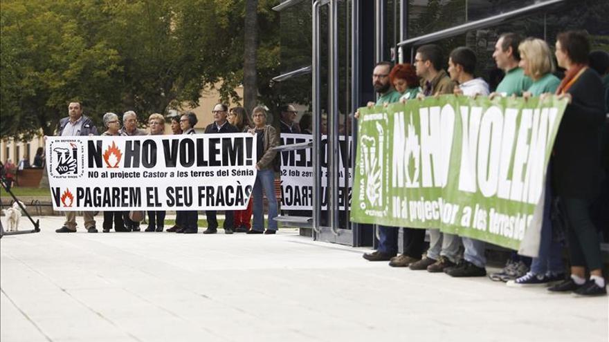 Soria: El Gobierno ha hecho lo que tenía que hacer con el almacén Castor