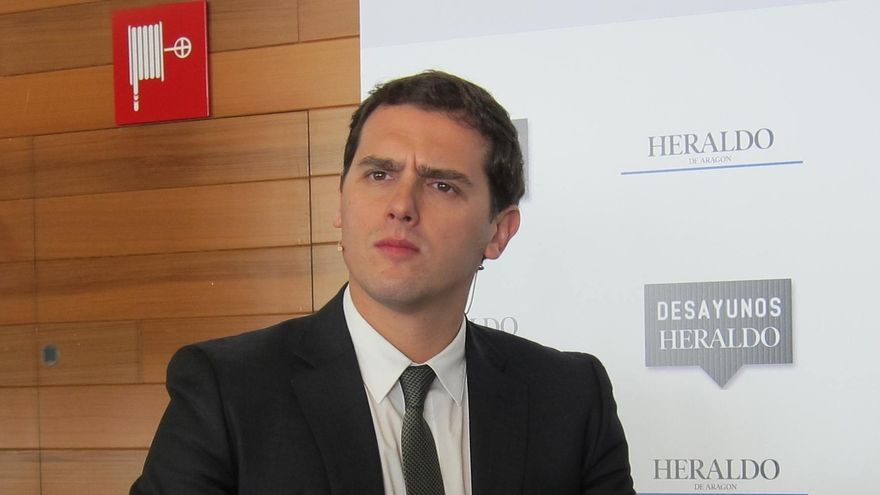 Rivera aboga por una acción coordinada de la OTAN en Siria