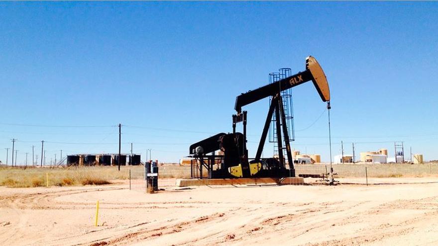 Pozo de fracking / Ministerio de Medio Ambiente