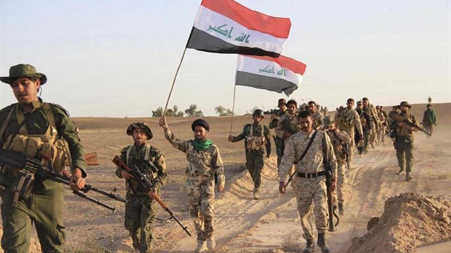 Multitud Popular ha perdido 7.500 hombres en la guerra contra los yihadistas