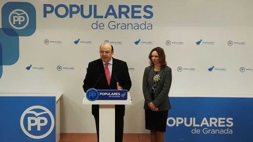 PP propone a Rocío Díaz como candidata a la Alcaldía de Granada para un pleno de investidura