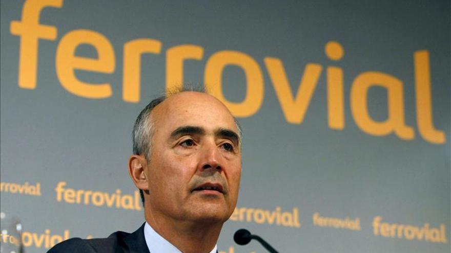 La familia Del Pino vende el 1,4 por ciento de Ferrovial por 127 millones de euros