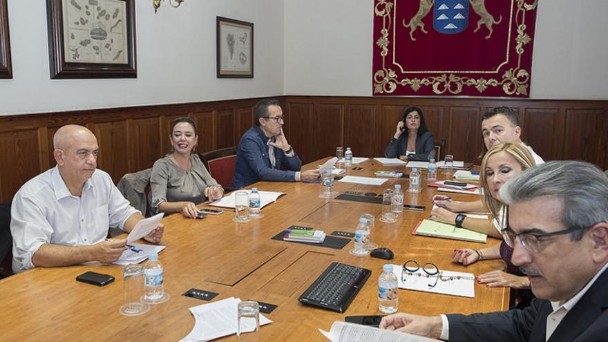 Junta de Portavoces del Parlamento de Canarias