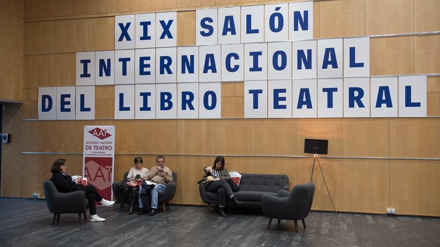 XIX Edición del salón internacional del libro teatral