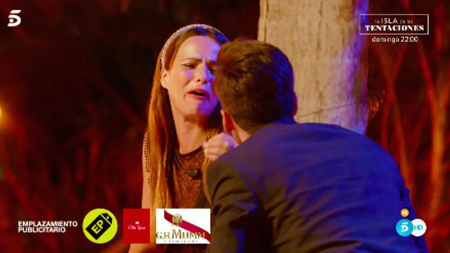 Marta y Lester en 'La isla de las tentaciones'