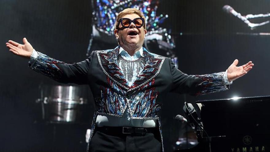 La supernova de Elton John en Madrid