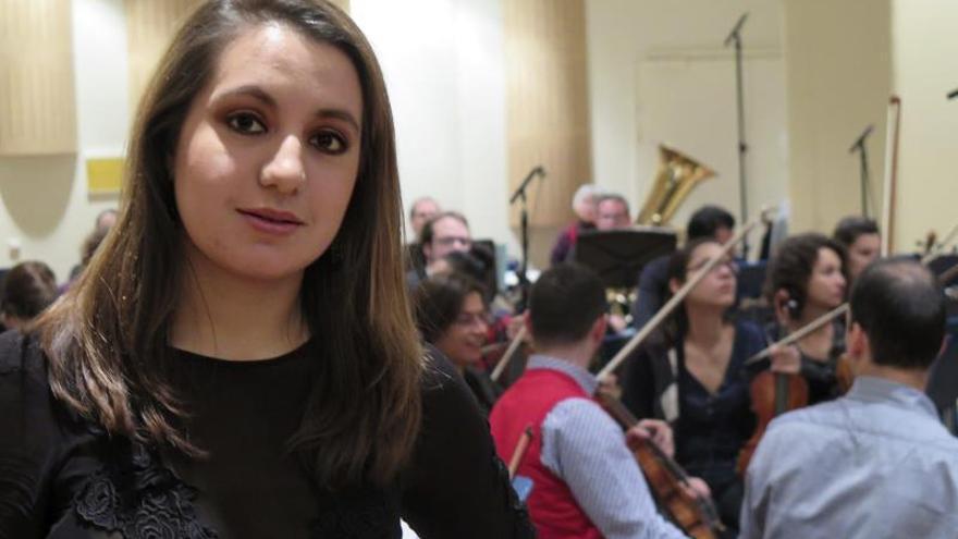 Una joven colombiana funda la primera orquesta de Viena para música de cine