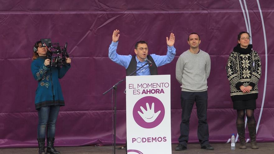 """Ignacio González dice a Monedero que incumplir con Hacienda es hacerlo """"con los ciudadanos que pagan impuestos"""""""