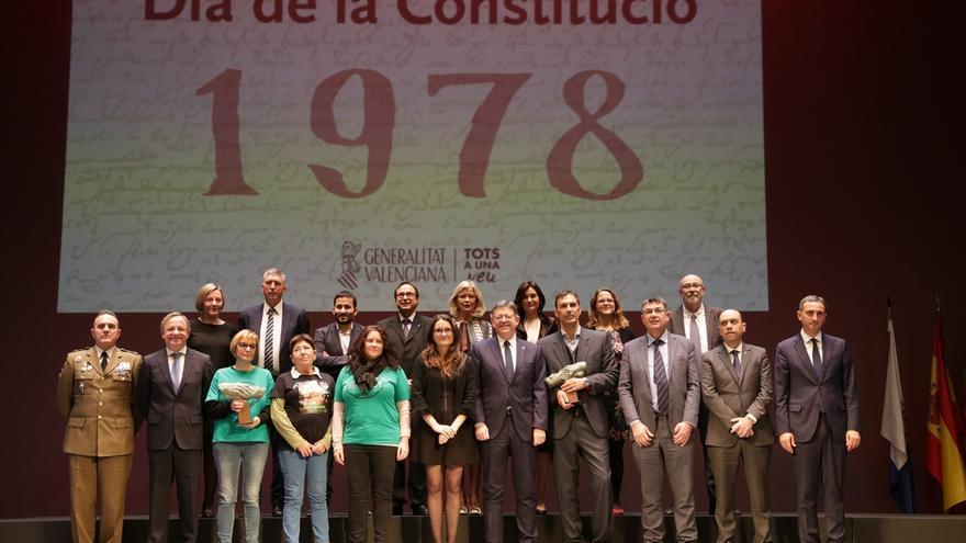 Puig defiende que se reforme el modelo de financiación antes de revisar la Constitución