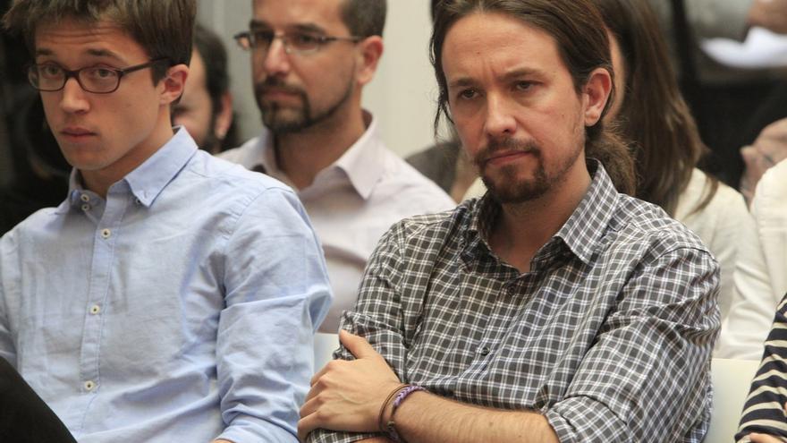 """Iglesias dice que Monedero """"ha sido un ejemplo de honestidad"""" y le ofende que se cuestione"""