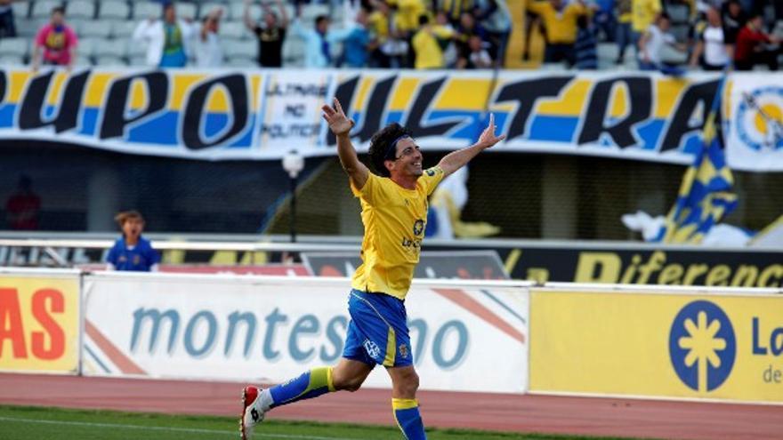 Del UD Las Palmas-Villarreal B #1