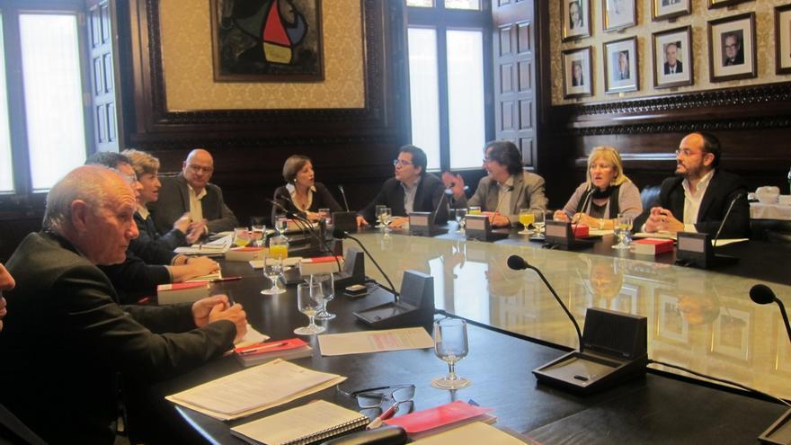 Forcadell propone que el debate de Presupuestos se celebre el 8 y 9 de febrero
