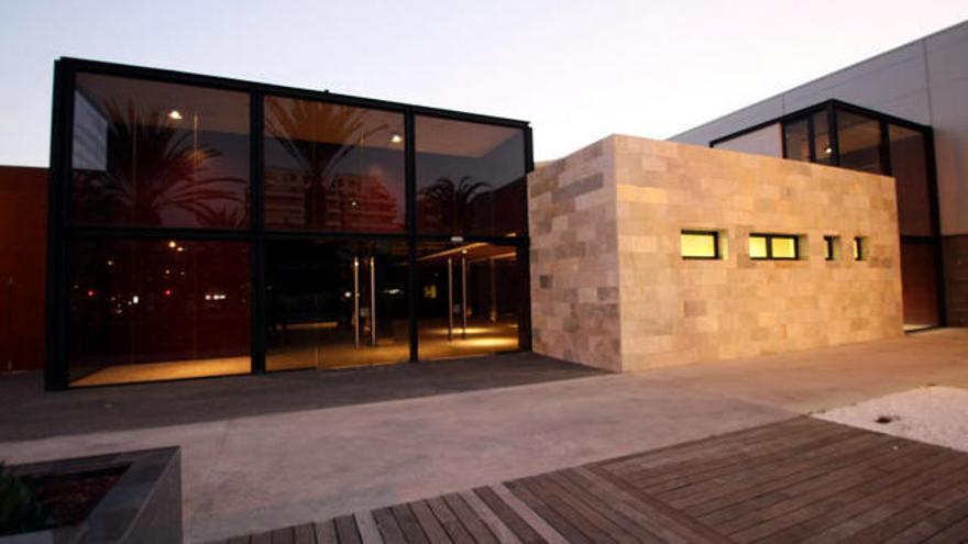 Auditorio Infanta Leonor, que acogerá el acto de apertura a las 15.30 de este viernes