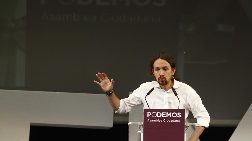 Iglesias dice que la Generalitat no es competente para declarar la independencia y que los procesos deben ser legales