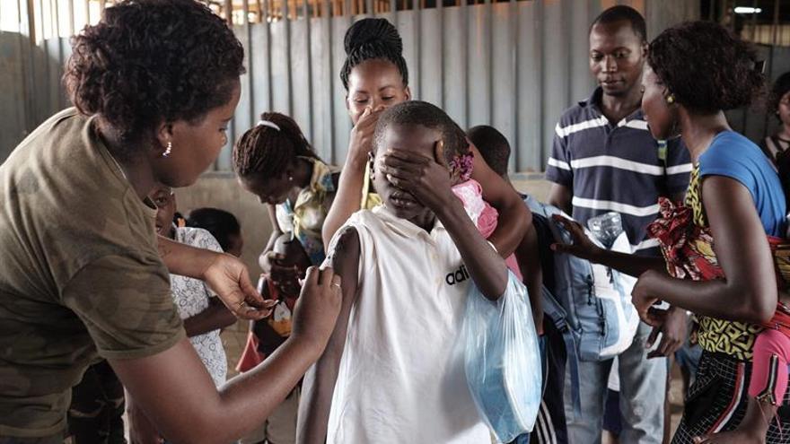 Quince millones de personas serán vacunadas de fiebre amarilla en dos meses