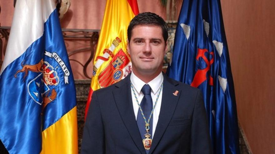 Emilio Navarro, alcalde electo por el PP de Santiago del Teide.