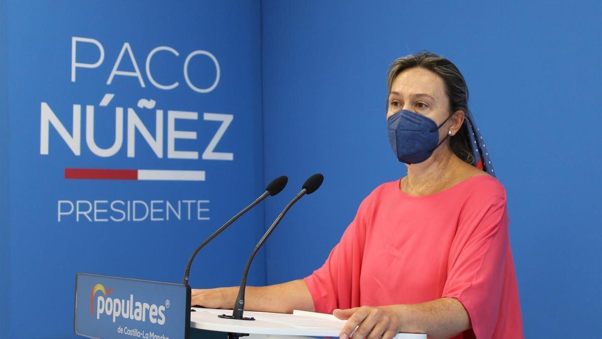 Ana Guarinos, PP Castilla-La Mancha