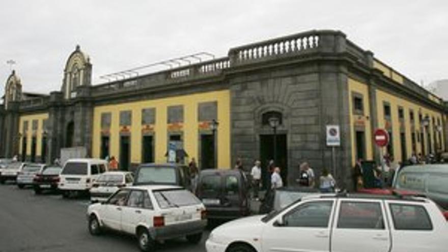 Mercado de Vegueta.