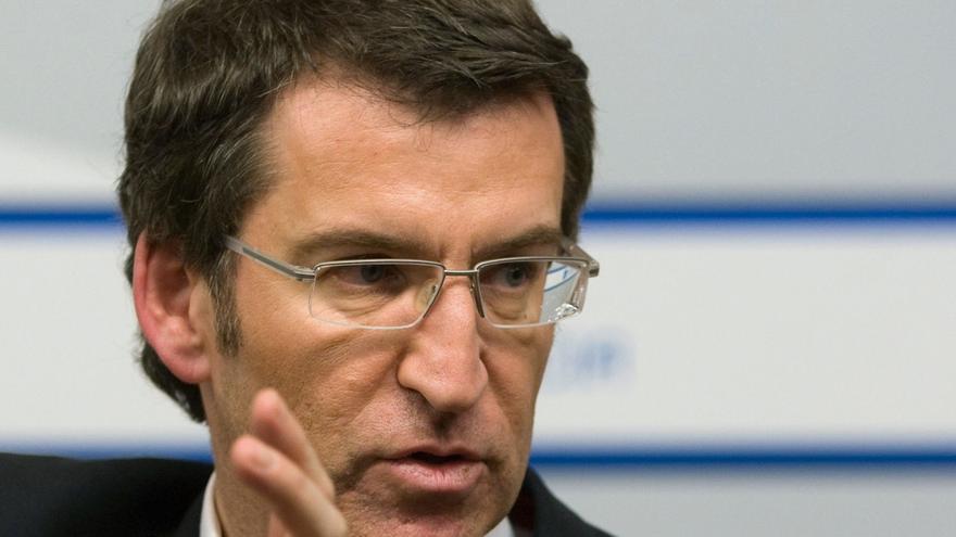 """Feijóo dice que Galicia debe reducir el déficit hasta quedar por debajo del 1,2% y rechaza un reparto """"a la carta"""""""