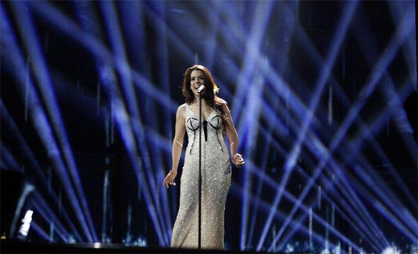 Ruth Lorenzo en el segundo ensayo de la gala de Eurovisión | Fotografía: Eurovision