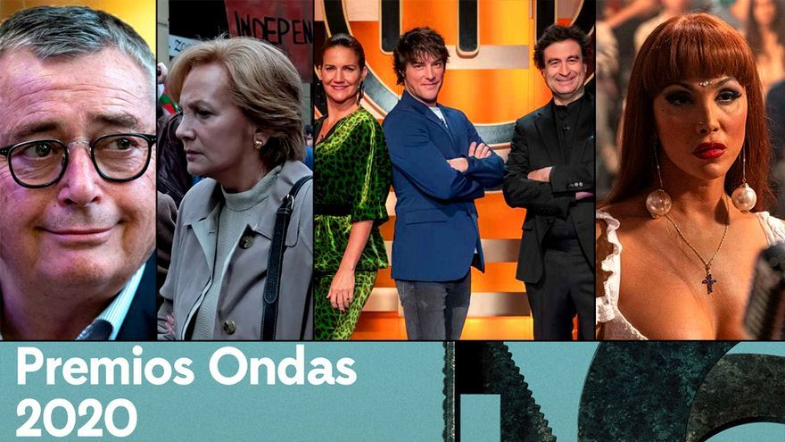 Premios Ondas 2020 de TV