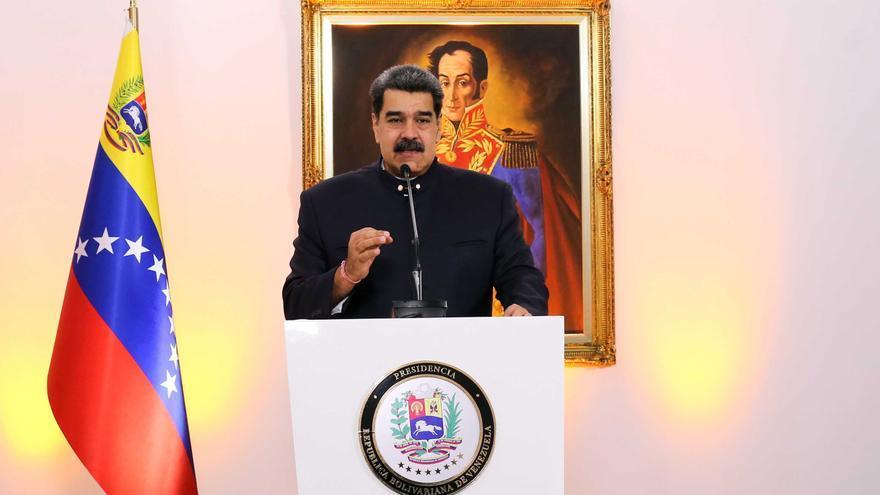 Maduro pide aliviar la deuda de países pobres para apoyar la lucha contra covid-19