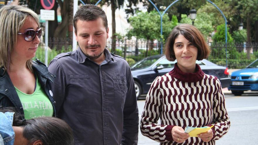 Magdalena Martínez, nueva candidata de AeC al Congreso por la Región de Murcia